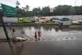 Tol JORR TB Simatupang Banjir