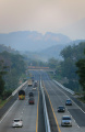 Tol Trans Jawa Semarang Bawen Ramai Lancar