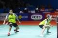 Tontowi/Winny Gagal Melaju ke Semifinal Indonesia Open 2019