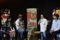 Torehan Lukisan Indah Tiga Seniman di Modena Masterpiece Retrofridge