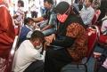 Tri Rismaharini Beri Pengarahan pada Siswa yang Tertangkap Demo