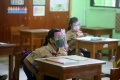 Uji Coba Belajar Mengajar Tatap Muka di DKI Jakarta