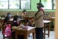 Uji Coba Belajar Mengajar Tatap Muka di Jakarta