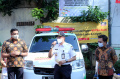 Vaksinasi Covid-19 bagi Warga Kelurahan Kebon Melati