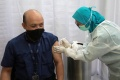 Vaksinasi Covid-19 di Lingkungan KPK