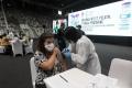 Vaksinasi Covid-19 Massal bagi Atlet