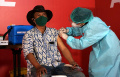 Vaksinasi Covid-19 untuk Pekerja Seni dan Budayawan