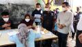 Wagub DKI Jakarta Tinjau Distribudi BST di Meruya Selatan