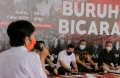 Walikota Semarang Temui Perwakilan Aksi May Day