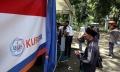 Warga Antre Penyaluran KUR di Bogor