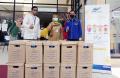 WOM Finance Donasikan 3.000 Multivitamin Di Tengah Pandemi Untuk Anak-Anak
