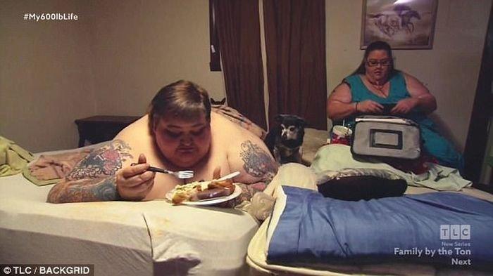 11 Tahun Menikah, Pasangan Ini Tak Bisa Berhubungan Intim Karena Obesitas, Akhirnya Lakukan Hal Ini