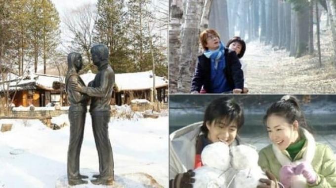 2. Drama Korea Winter Sonata