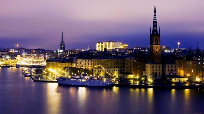 2. Norwegia