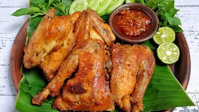 3. Ayam Goreng Kalasan