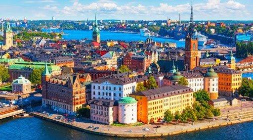 3. Swedia