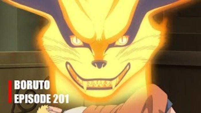 Boruto: Naruto Next Generations episode 201