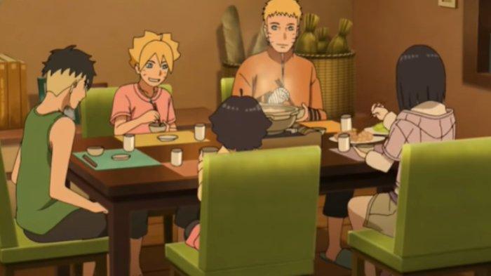 Cuplikan anime Boruto 194