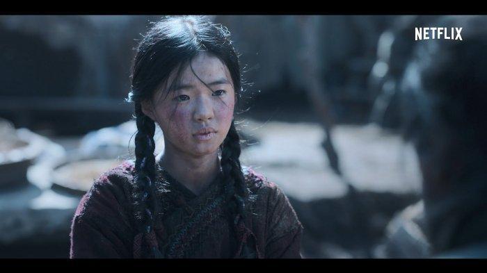 Cuplikan teaser Kingdom: Ashin of the North (2)