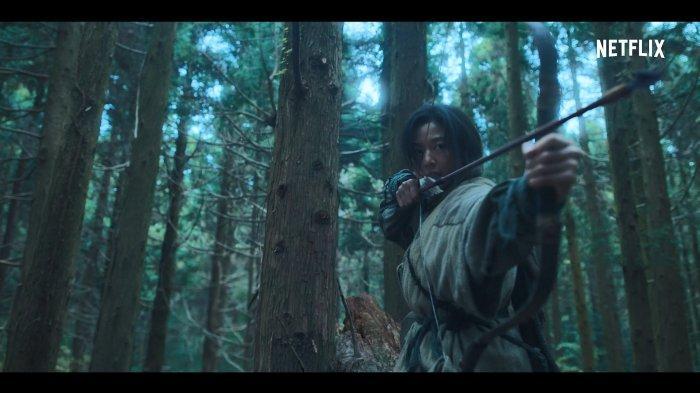Cuplikan teaser Kingdom: Ashin of the North (3)