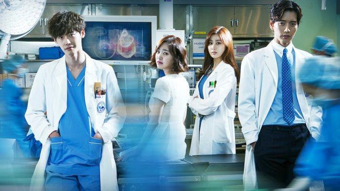 Drama Korea Doctor Stranger