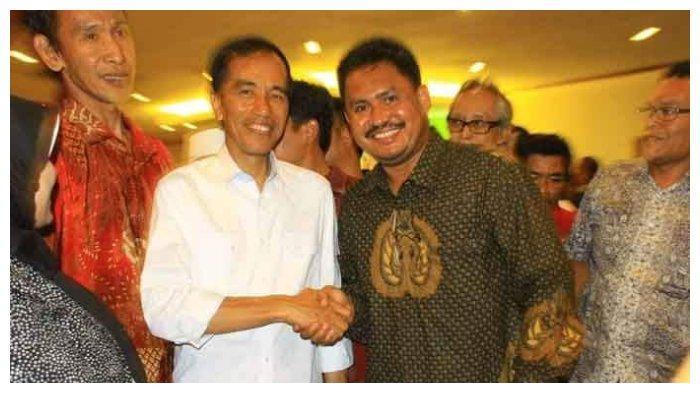 Egy Massadiah Jokowi