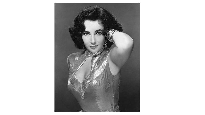 Ikon Hollywood, Elizabeth Taylor
