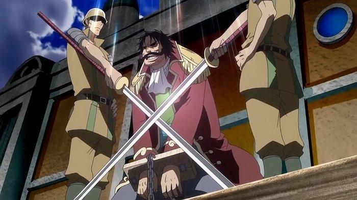 GOL D Roger di One Piece