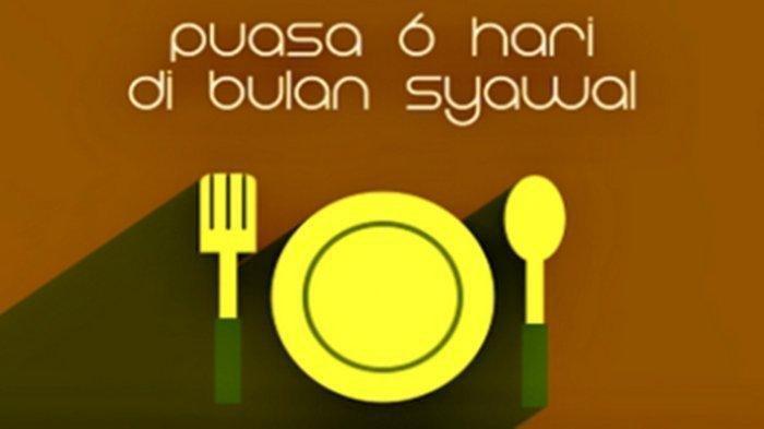 ilustrasi Puasa Syawal
