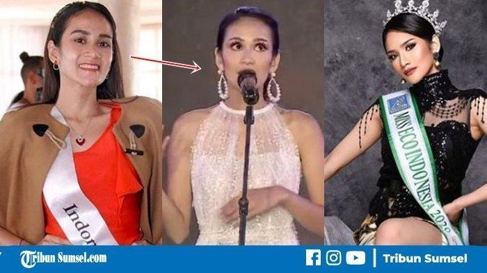 Berikut Profil Intan Wisni Permatasari, Miss Indonesia viral di ajang Miss Eco International 2021