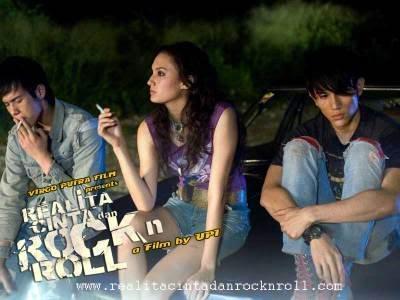 Ipang, Nugi, dan Sandra (Realita, Cinta, dan Rock n Roll)