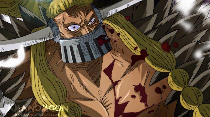 Jack di One Piece