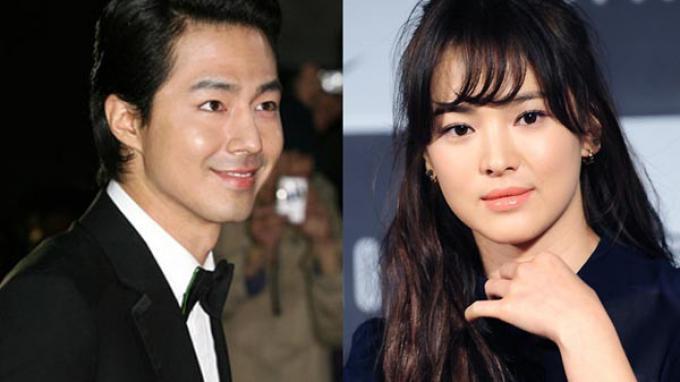 Jo In-sung dan Song Hye Kyo