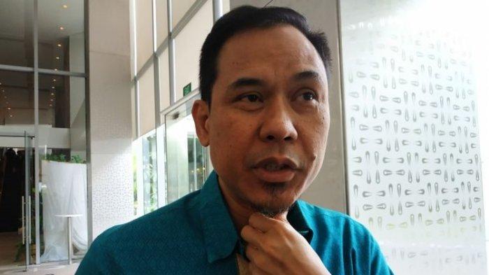 Eks Sekretraris Umum Front Pembela Islam (FPI) Munarman ditangkap Tim Detasemen Khusus (Densus) 88 Antiteror Polri di Perumahan Modern Hills, Cinangka-Pamulang, Tangerang Selatan, Banten pada Selasa (27/4/2021).