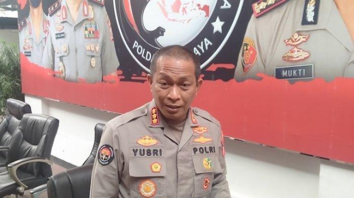 Kabid Humas Polda Metro Jaya, Kombes Pol Yusri Yunus saat dihubungi awak media