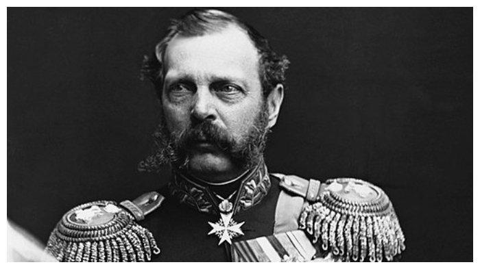 Kaisar Rusia Alexander II