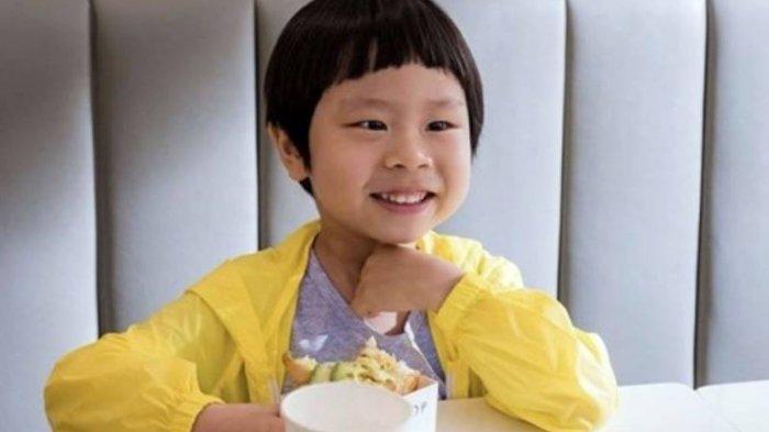 Aktor Cilik Korea Kim Joon