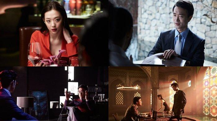 Kim Soo Hyun Habis Habisan Perani Karakter Jahat, Korea Movie 'Real'