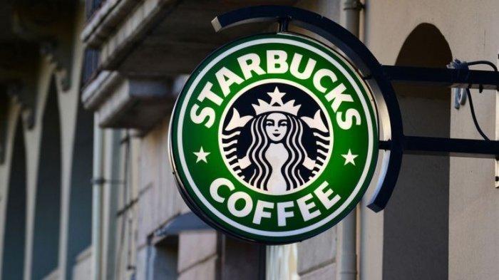 Logo Starbucks yang Khas