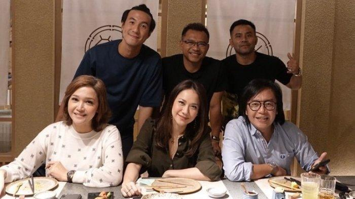 Maia Estianty beberkan kemungkinan terpapar Covid-19 yakni saat makan malam dengan Daniel Mananta, BCL, serta para juri Indonesian Idol.