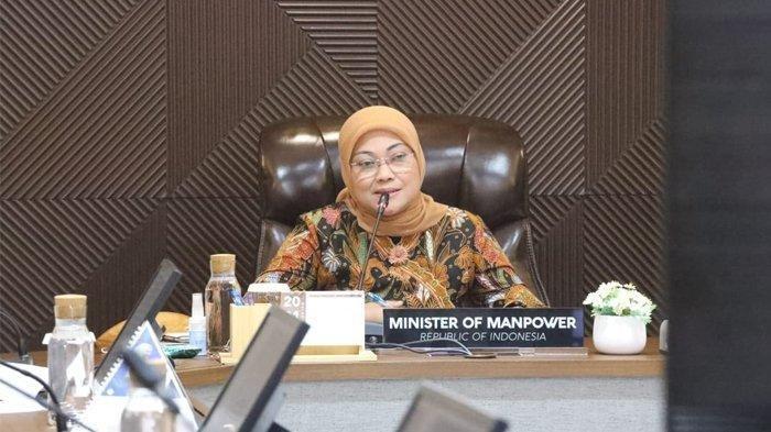 Menteri-Ketenagakerjaan-Ida-Fauziyah-konpres-pelaksanaan-pemberian-thr-2021.jpg