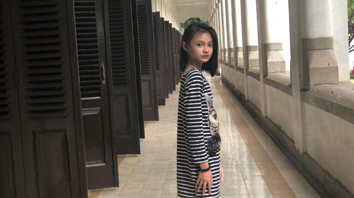 Montserrat Gizelle di Lawang Sewu Semarang