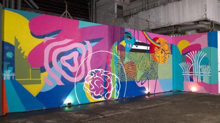 Mural karya seniman Indonesia, Stereoflow