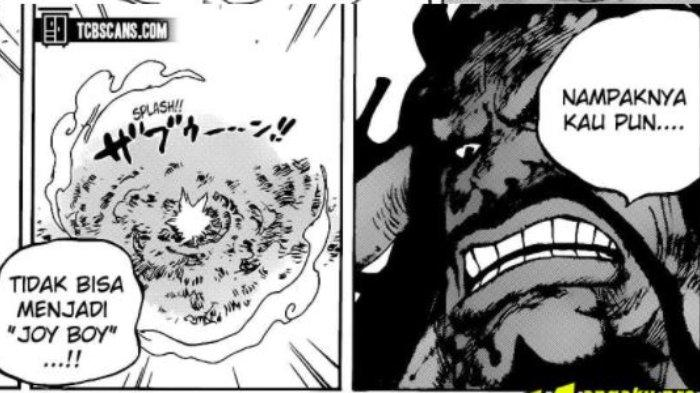 One Piece chapter 1014