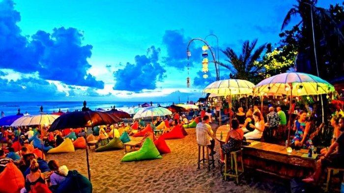 Pantai Kuta Bali, Spot Sunset Terbaik di Bali