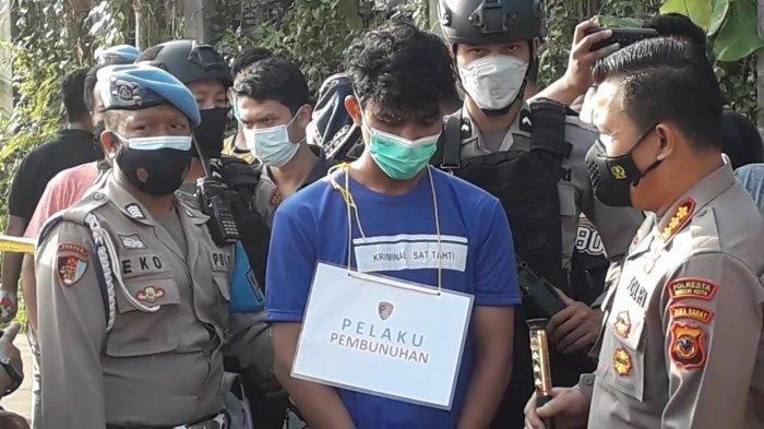 Pelaku MRI (21) bunuh seorang siswi SMA dan seorang janda muda di Bogor korban dibuang di dua tempat berbeda.