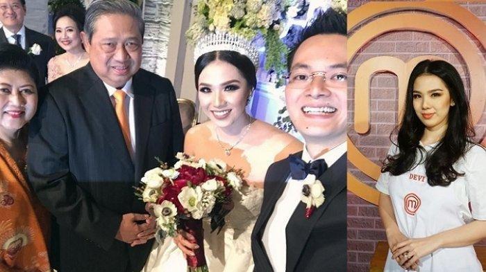 Pernikahan Devina Hermawan