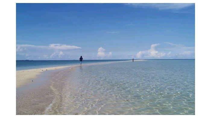 Pantai Pulau Noko Selayar di Pulau Bawean