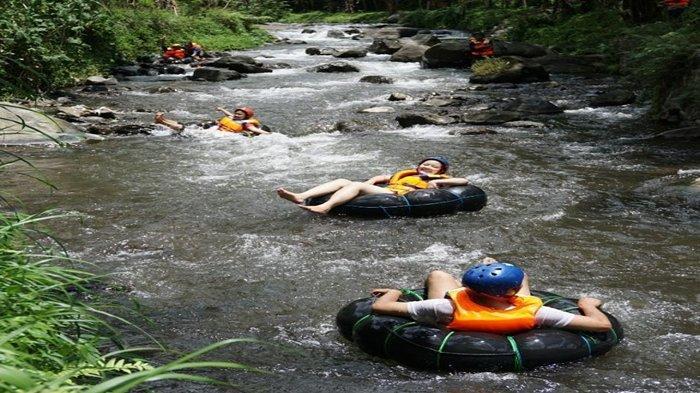 River Tubing Guci