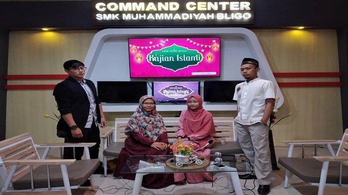 Command Center SMK Muhammadiyah Bligo